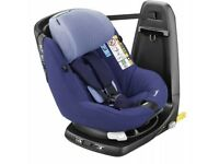Maxi-Cosi Axiss Fix car seat - 360 spin backward and forward facing I size isofix child car seat