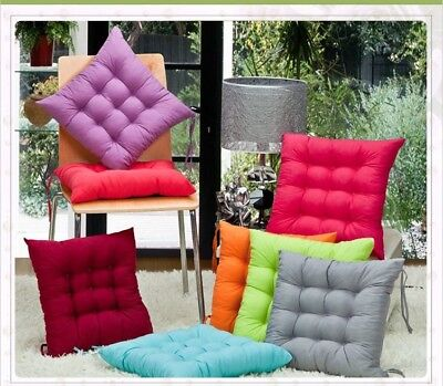 Patio Pad (Indoor Outdoor Dining Garden Patio Soft Chair Seat Pad Cushion Home Decor)