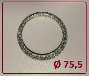 Auspuffdichtung Metallring 75,5mm FORD MONDEO I Kombi 1.6 i 16V 1.8 i 16V