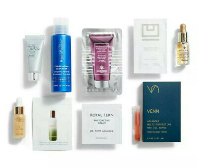 GWP Prestige Brands High End Skincare Newness Sample Lot ~