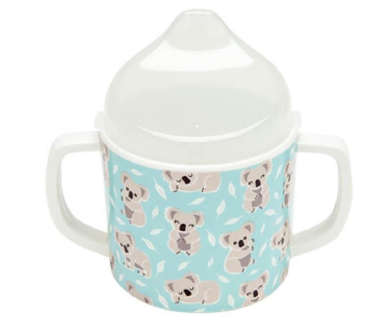 Koala Toddler Melamine Sippy Cup Kiddie Drink BPA Free
