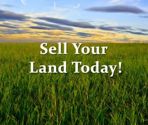 LANDOWNERS - GET THE MOST VALUE ($$$$) FOR YOUR LAND !!!!