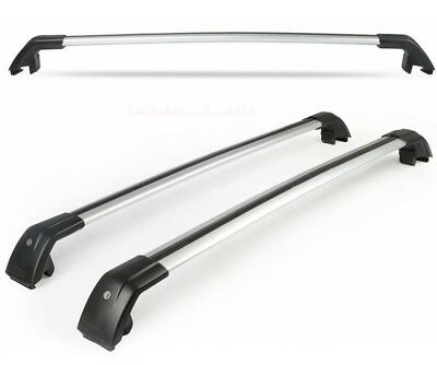 US Fit Mitsubishi Outlander 2013-2016 2017 2018 2019 roof rack rail cross bar