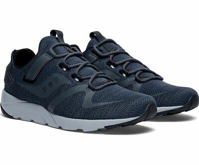 SAUCONY REDEEMER ISO (S20279 1) Running Shoe Men's Size 9, BlackRedSilver