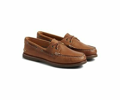 Sperry Gold Cup (Sperry Top Sider Men's Gold Cup Authentic Original Boat Shoe Tan/Gum STS12428)