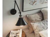 Wall adjustable angle spotlight Manvel from Wayfair BNIB