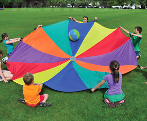 Parachute Play Day / Gym