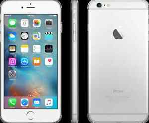 IPHONE 6S PLUS (SILVER) PERFECT CONDITION