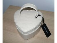 Jewel Box - Pretty M&S Autograph Heart-shaped - Perfect Christmas Gift