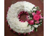 Sympathy Designs, Floral Tributes for Funerals