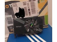 GeForce GTX 1060 MINI 3gb (Zotac) WILL SHIP
