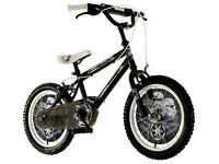 Bike Star Wars 16 inch Boys