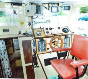 36 ' Long and 16' Width Boat For Sale