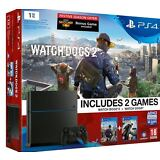 Sony Ps4 1TB Console + 3 Game Bundle