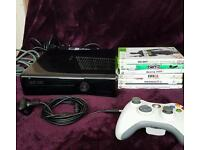 Xbox 360 s and games