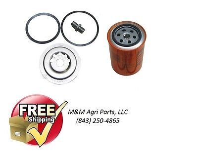 Spin On Oil Filter Kit Massey Ferguson F40 To30 To35 Mf35 Mf135 Mf150 Mh50