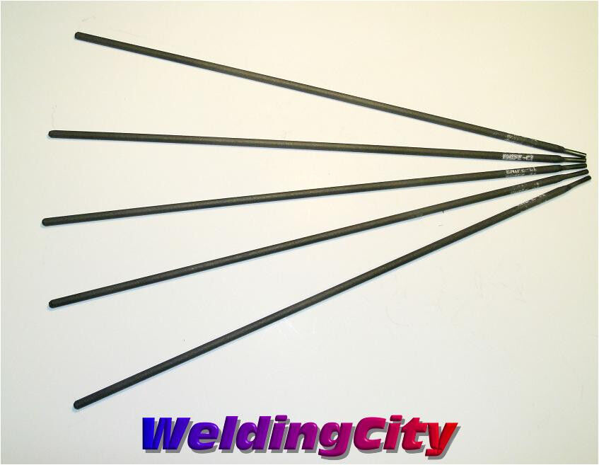 "WeldingCity 5-pcs Cast Iron Repair Stick Welding Rod 1//8/""x14/"" Nickel-55 ENiFe-C1"