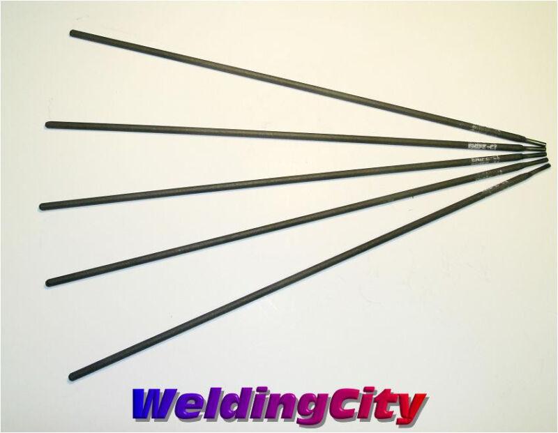 "WeldingCity 5-pcs Cast Iron Repair Stick Welding Rod 3/32x12"" Nickel-55 ENiFe-C1"
