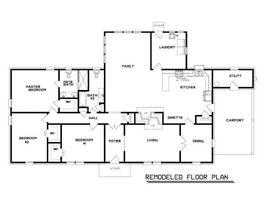 CAD Drawings (Floor Plans/Elevations)