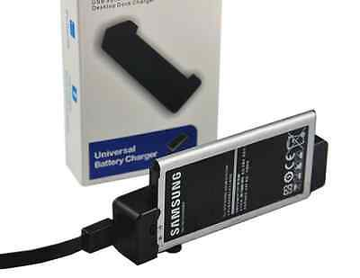 Universal LED Cellphone External Battery Travel Charger for Samsung S3 S4 S5 US