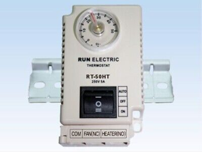 Run Electronic RT Series Thermostat RT-90HT Auto Temperature Control DIY kit