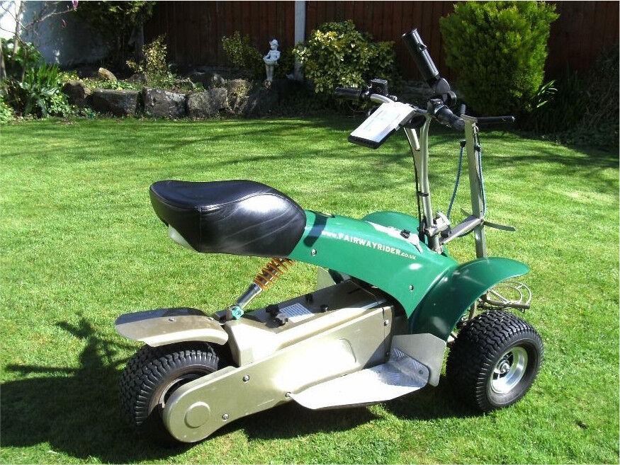 Golf fairwayrider G3