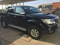 Toyota Hilux HL3 4x4 Double-Cab Pickup