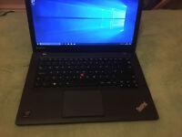 Lenovo ThinkPad T440 (Intel Core i7 4600U 4th Gen 2.10GHz 8GB 500GB SSHD Win10) excellent condition