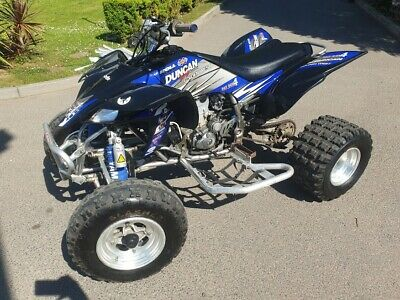 Yamaha YFZ 450 Racing Quad ATV