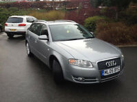 Great car in Great condition for age. Full service History, Usual Audi refinement