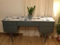 Retro Vintage Sideboard - Dressing Table **free local delivery**