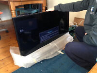 Samsung 46 inch 1080hd led tv