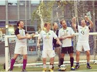 """5 Aside Football   Central North London   MOM, Goals + Assists ONLINE!   VOTED """"BEST 5 A SIDE LEAGUE"""