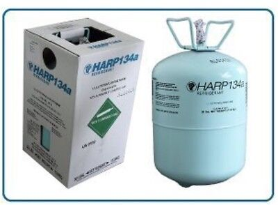 Harp 134a 30lbs Can Refrigerant (R-134a) Factory Sealed USA Made