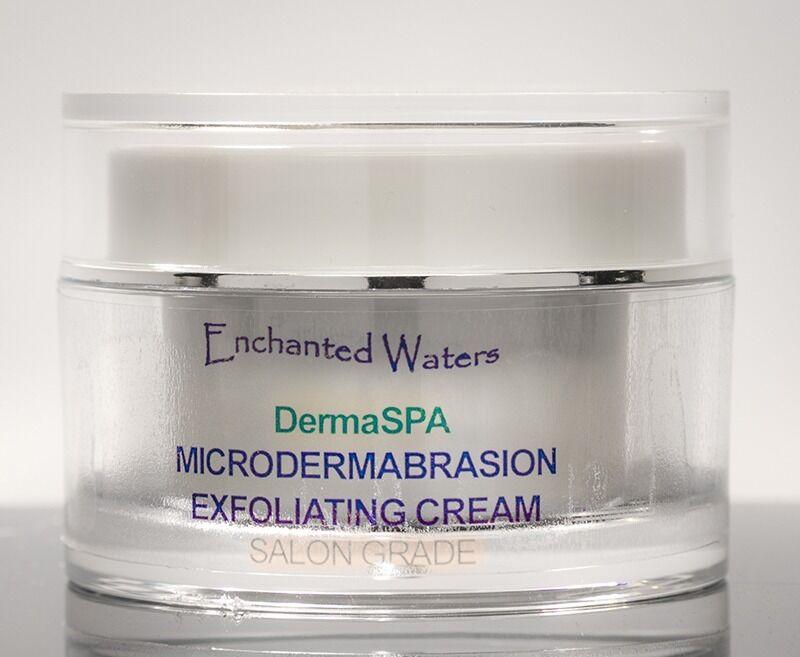 microdermabrasion cream crystals scrub anti aging wrinkle