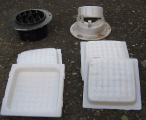 Motorhome / Rv Vents ,,  light covers  and  LIGHTS