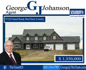 37224 Sand Road, Red Deer County