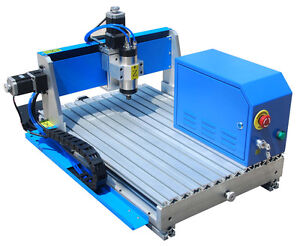 RS4060 CNC ENGRAVING CUTTING ROUTER MACHINE
