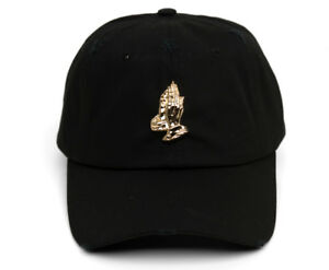 Future Reign - Who's Praying for Me Dad hat/ Black