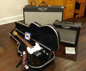 American Standard Telecaster, Traynor amps and more!