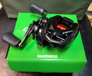 Fishing Baitcasting Reel - Shimano Caenan 150A RH 6:3:1 ratio