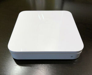 AirPort Extreme 802.11n (5th Generation) Model: A1408