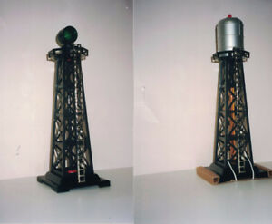 Rotating Flood light tower - Bubbling Water Tower