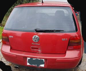 2002 VW GTI - 1.8T