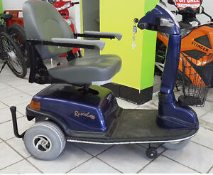 DV Scooters 3 year old Rascal 3 wheeler in excellent condition