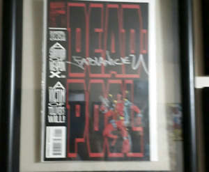 Deadpool circle chase 1 signed by Fabian
