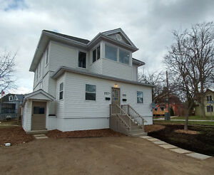 LIVE FOR FREE! Completely renovated duplex!