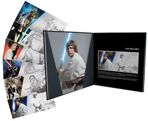 Star Wars A New Hope - Complete Silver Note Collection