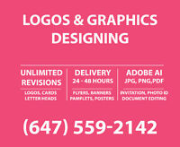Professional Logo Designer Available