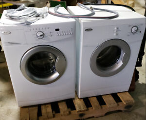 Whirlpool compact washer and dryer